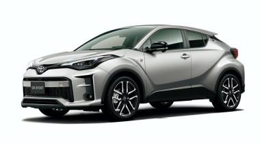 Toyota C-HR получила спортивную версию