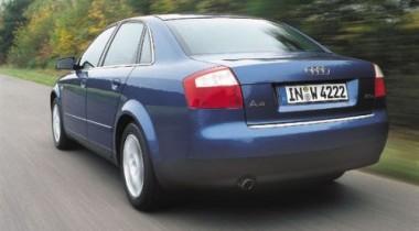 Audi A4. Исправленному верить!