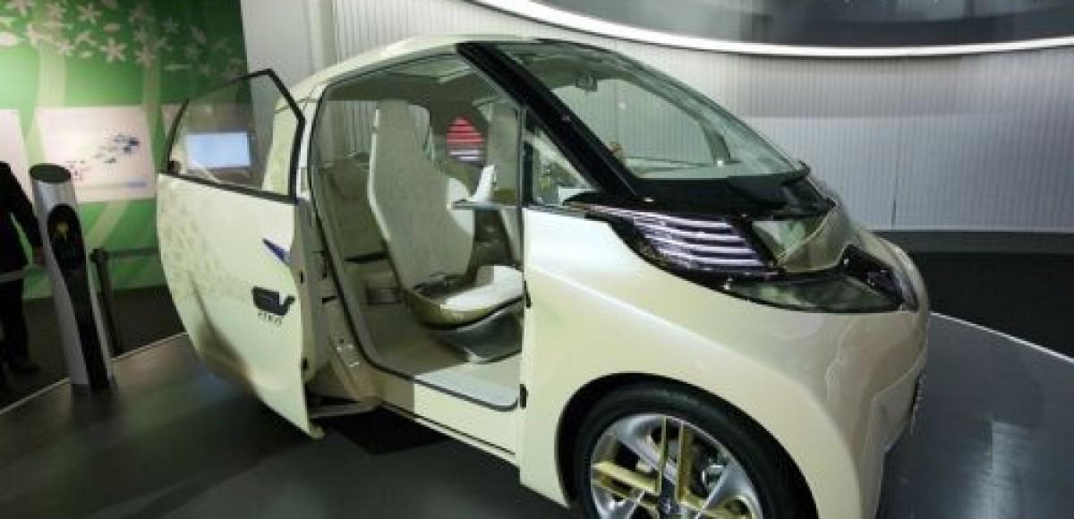Токийский автосалон. Инновации автопроизводителей из Азии