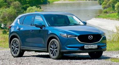 Как это работает: технология Mazda G-Vectoring Control