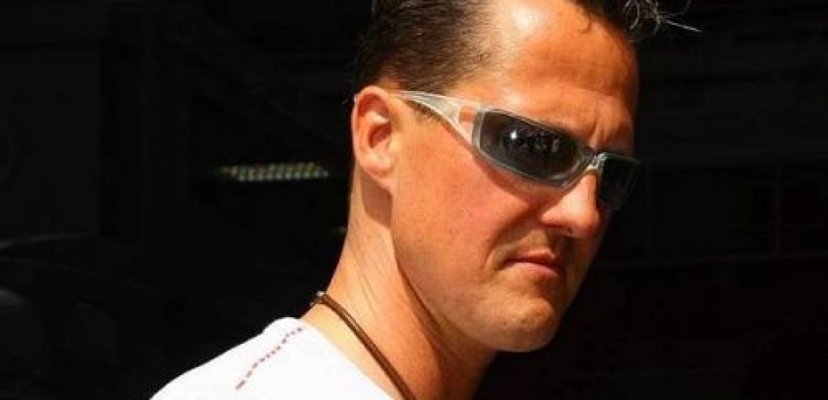 Шумахер желает победы в чемпионате Себастьяну Феттелю