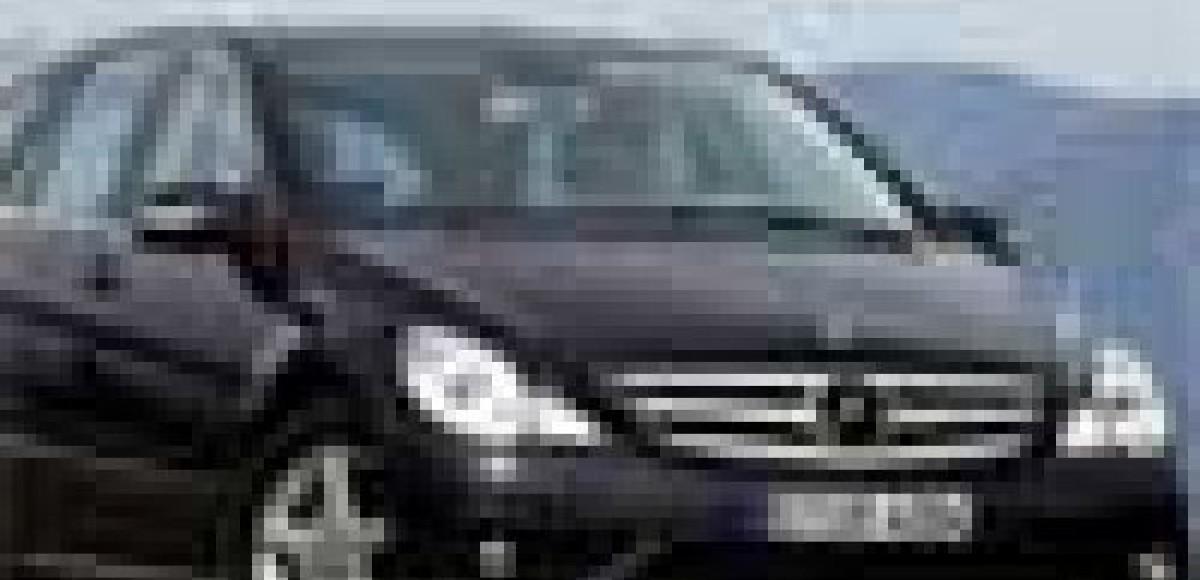 Mercedes-Benz обновляет R-class