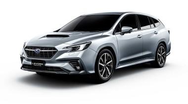 Универсал на шасси Subaru Impreza сменил поколение