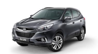 Стала доступна новая комплектация Hyundai ix35