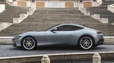 Ferrari Roma: ожившая неоклассика