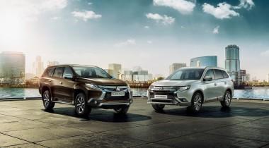 При покупке Mitsubishi Outlander можно сэкономить 300 тысяч рублей