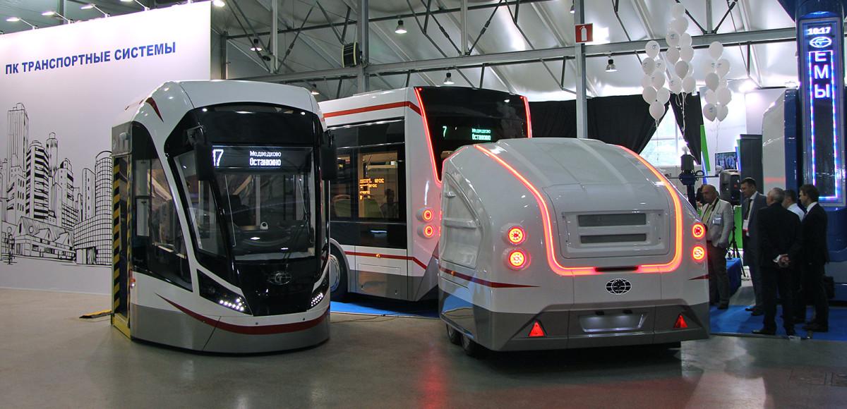 «Электротранс». Троллейбус или электробус?