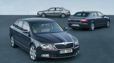 Новый Škoda Superb получил «пять звезд» в краш-тестах Euro NCAP