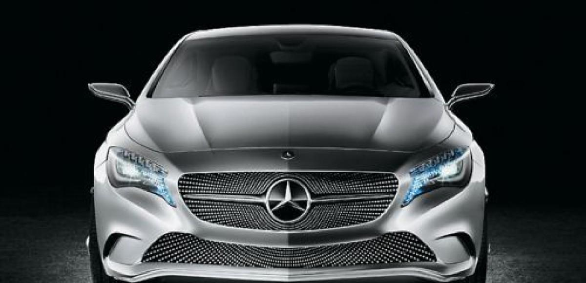 Mercedes-Benz A-class. Неожиданность