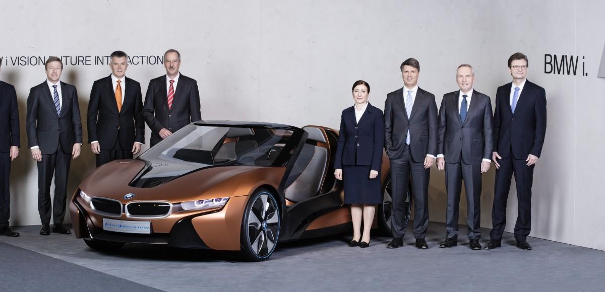 Смена стратегии: в BMW рассказали о новых моделях