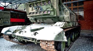 «Стилет» и «Сжатие»: лазерные танки СССР