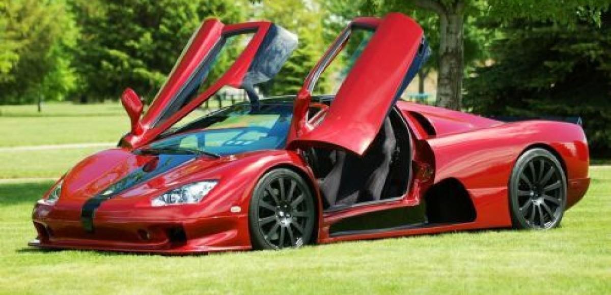 Самый быстрый в мире автомобиль продадут на аукционe eBay
