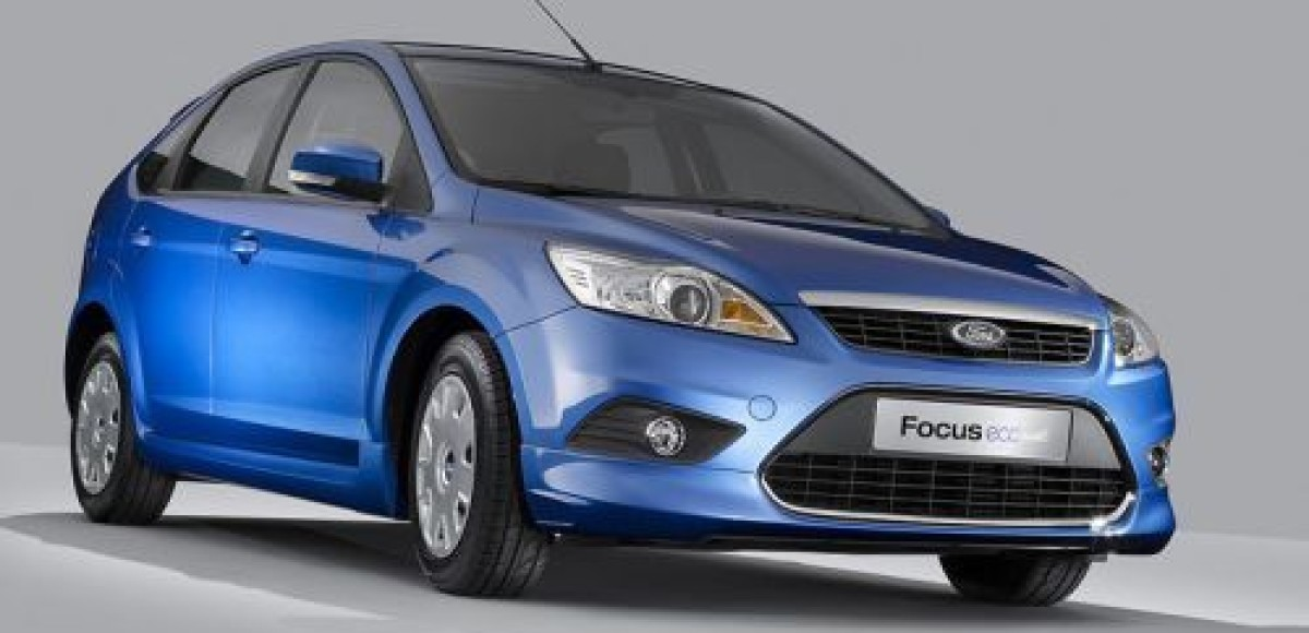 На российском заводе Ford стартовал выпуск Focus в комплектации Titanium