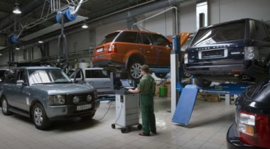 «Независимость». Услуги по хранению шин для владельцев Land Rover