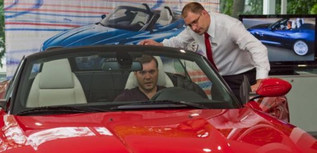 BMW Z4 в компании «Автокрафт». Drive без ограничений!