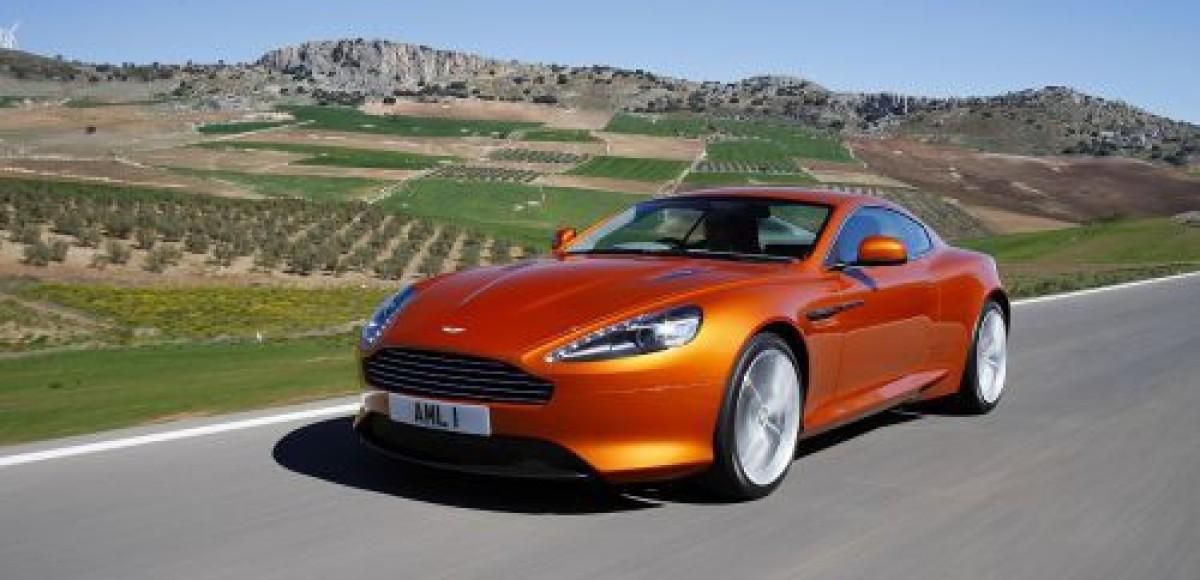 Aston Martin Virage доступен для заказа в России