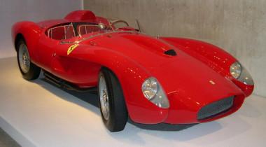 Ferrari 250 Testa Rossa продана за 40 миллионов долларов