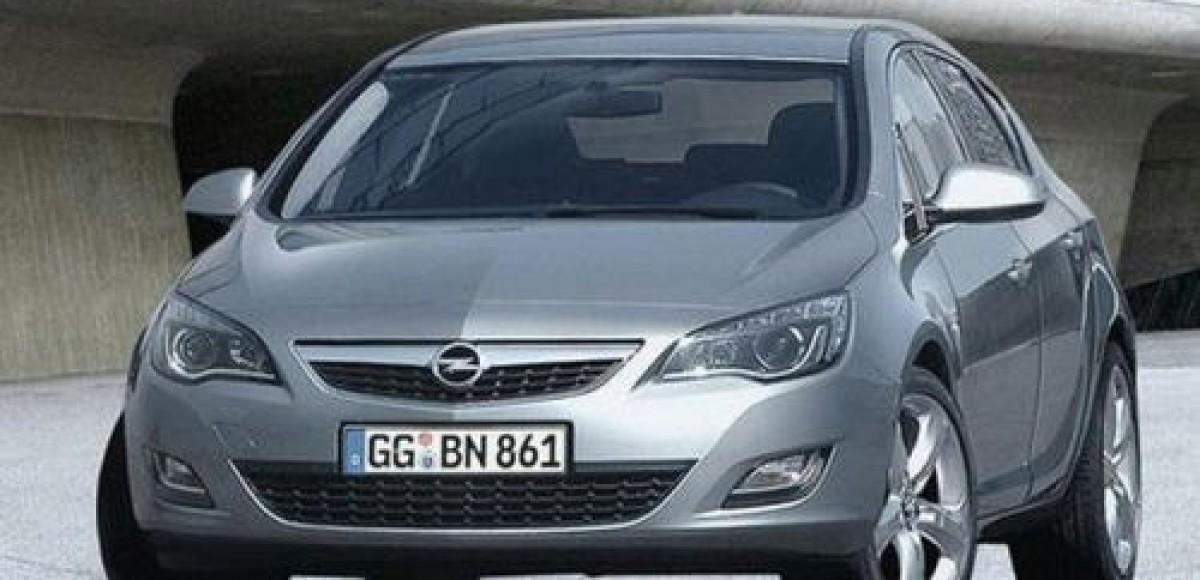 Auto Motor und Sport опубликовал первые фото Opel Astra нового поколения