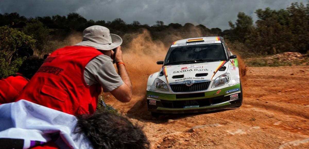 Команда ŠKODA побеждает на ралли Португалии в категории WRC-2