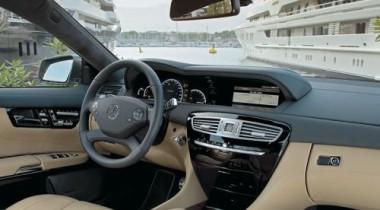 Российские дилеры Mercedes-Benz начали принимать заказы на S300L