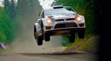 Neste Oil Rally Finland: ралли тысячи трамплинов