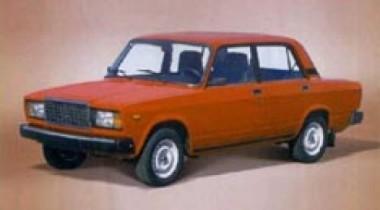 Новинка: Lada 2105 цвета «капучино»