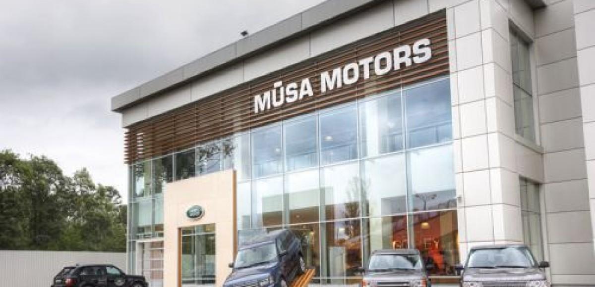 Musa Motors, Москва. LR Discovery 3: выгода 330 000 рублей!