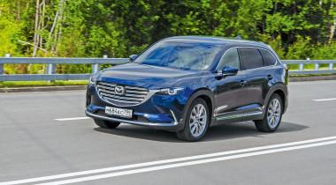 Длительный тест Mazda CX-9 2,5 T. Часть 2. Люби меня глазами