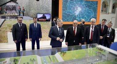 Новая трасса в два раза сократит время в пути от Москвы до Казани