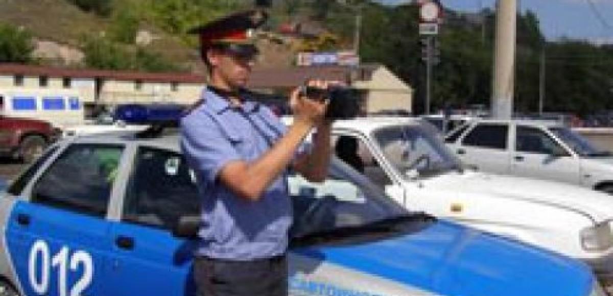 В России будет выбран лучший инспектор ДПС