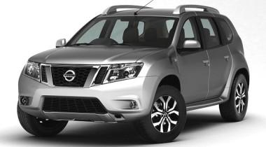 Nissan Terrano поступит в продажу летом 2014 года