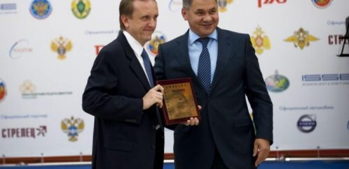 МЧС РФ оценила вклад Volvo в комплексную безопасность