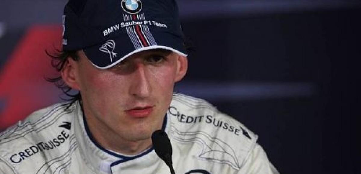 Роберт Кубица раздумывает о будущей команде, BMW или Ferrari выберет поляк ?