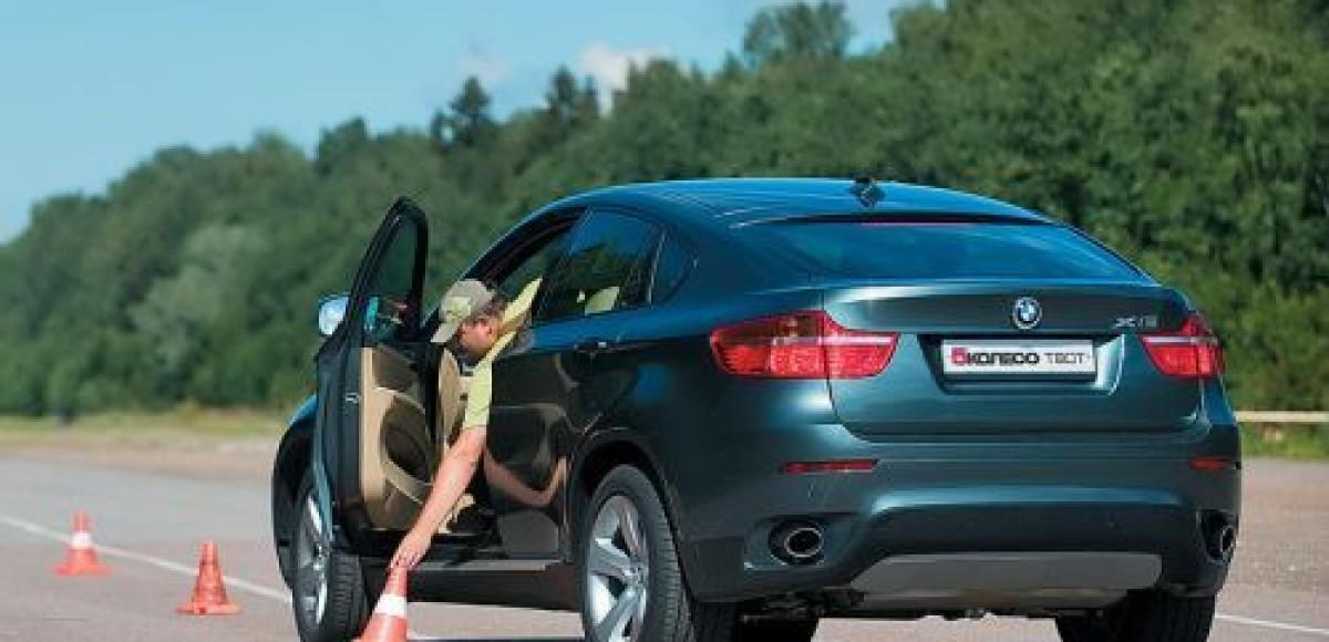 BMW Group Russia провел московскую премьеру BMW X6