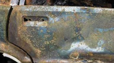 В Дагестане взорван милицейский автомобиль