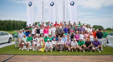 BMW Golf Cup International 2012. Старт российского этапа