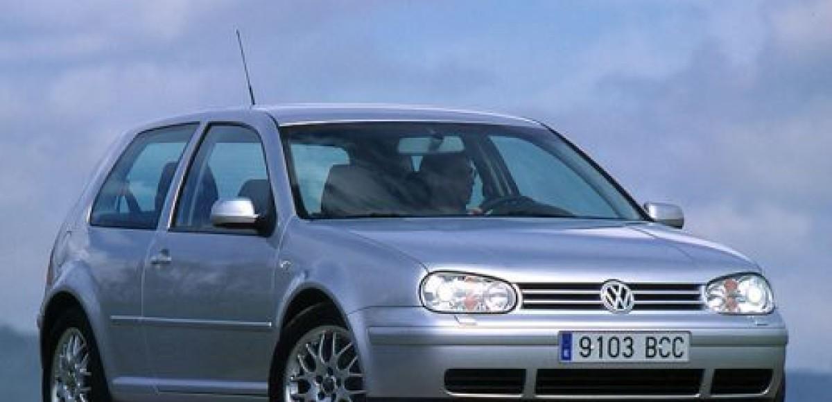 Volkswagen Golf 1.9 TDI. Мечта таксиста