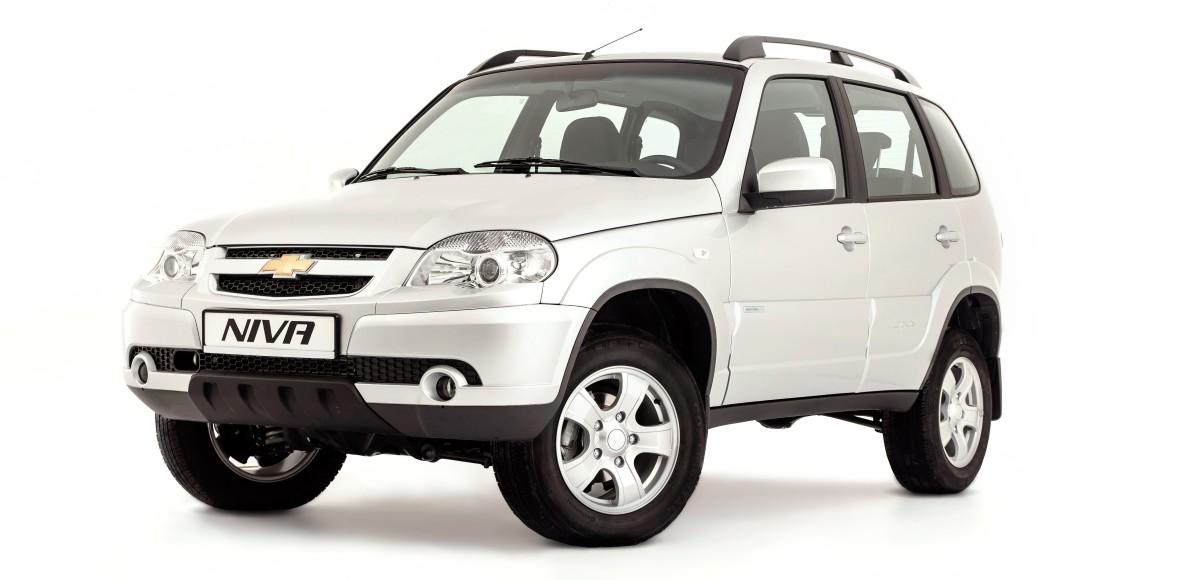 Производство новой Chevrolet Niva начнется 2015 году