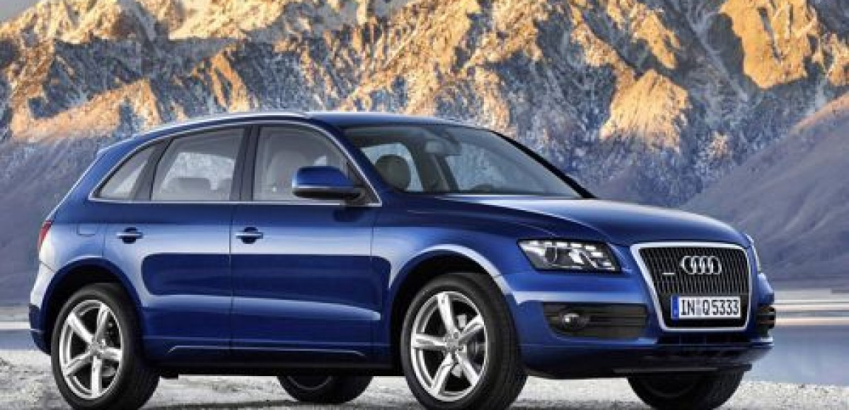 В России стартовали продажи кроссовера Audi Q5
