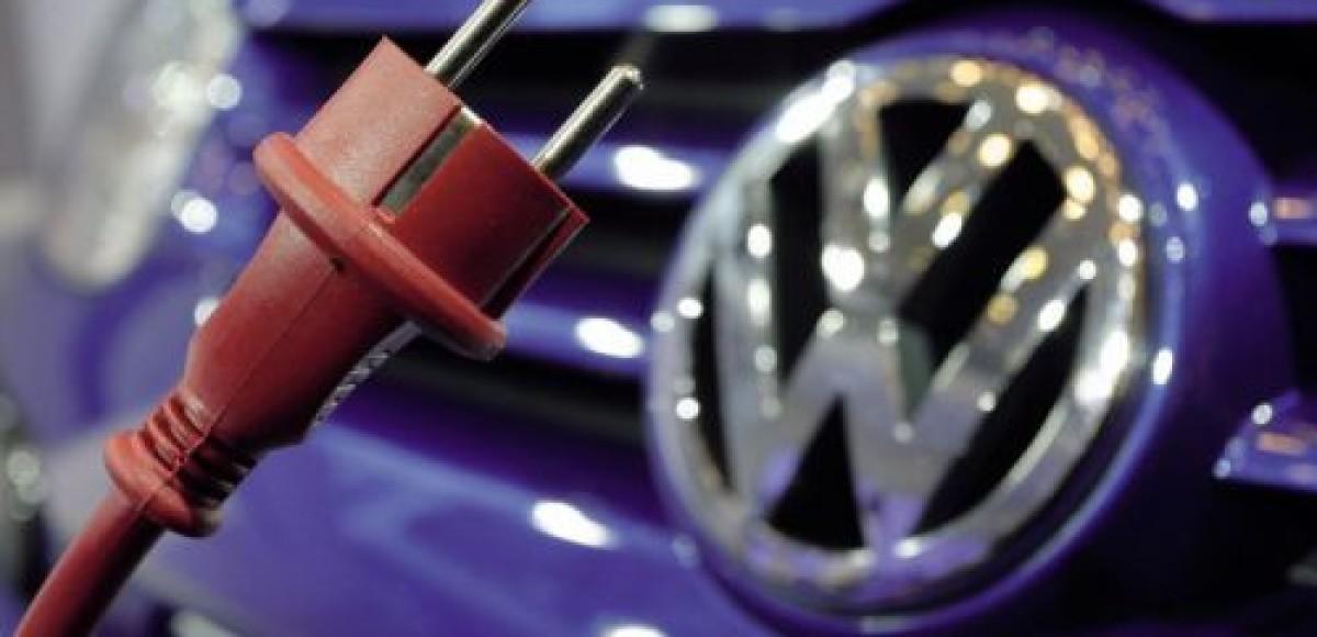 Серийный Volkswagen Golf Twin Drive появится в 2015-м году