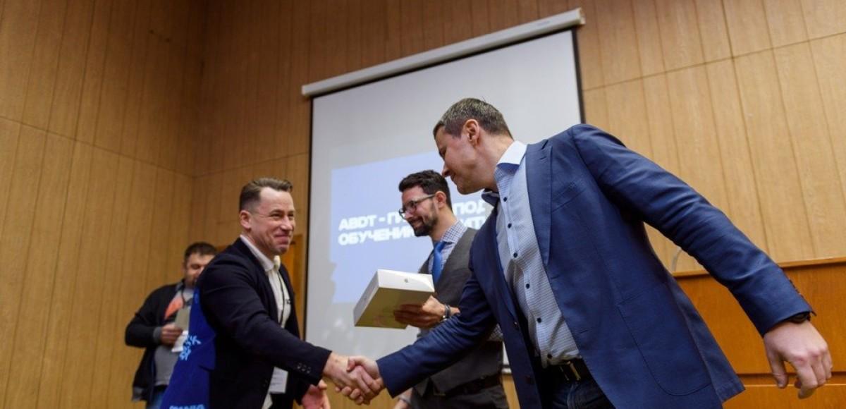 Scania наградила лучших инструкторов