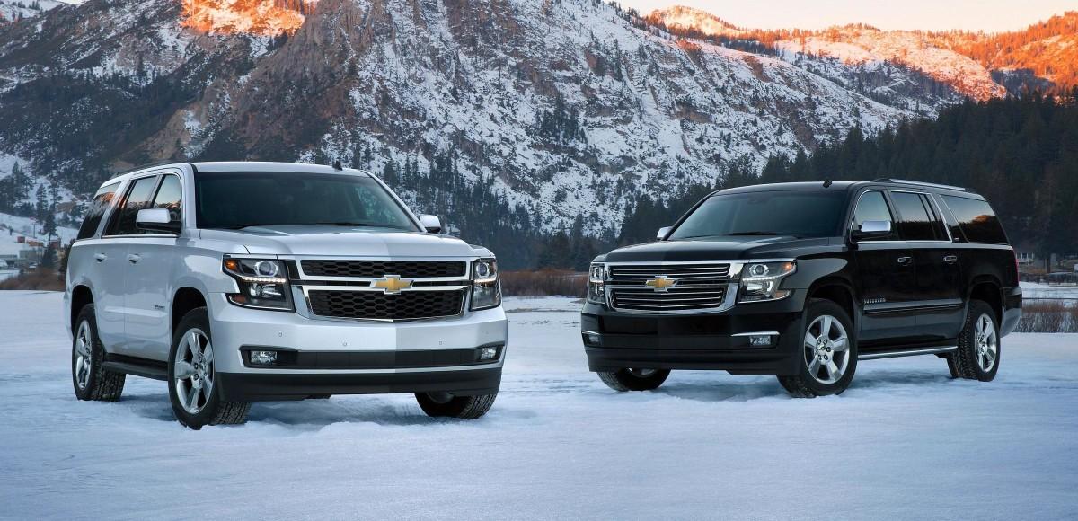 Chevrolet Tahoe подешевел на 460 000 рублей