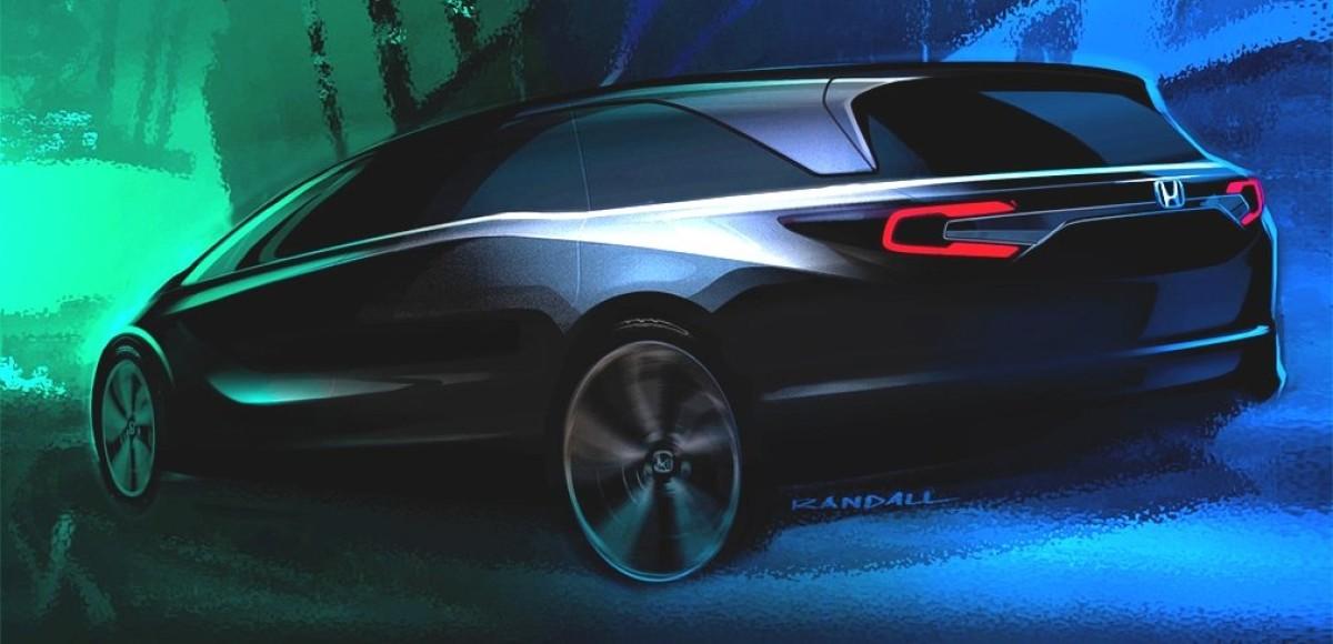 Honda Odyssey: скоро новое поколение