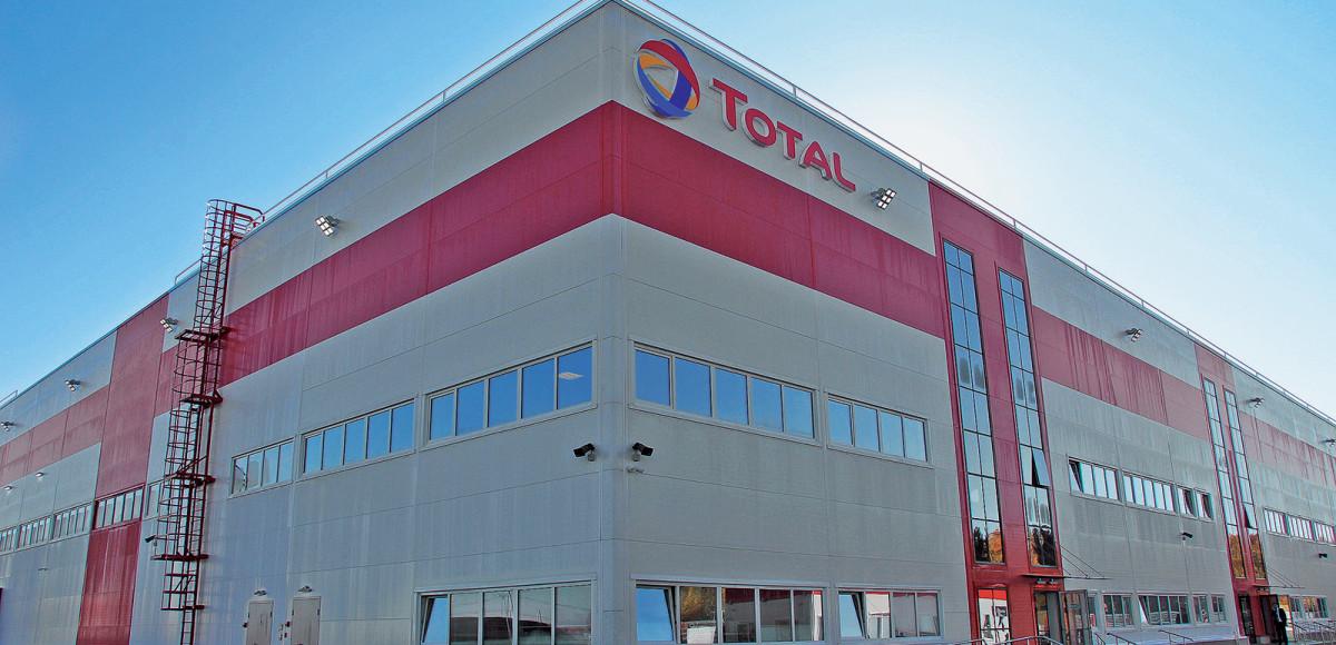 Сделано в России: моторные масла Total на заводе в Калуге