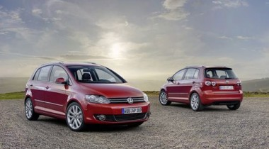 В России стартовали продажи Volkswagen Golf Plus