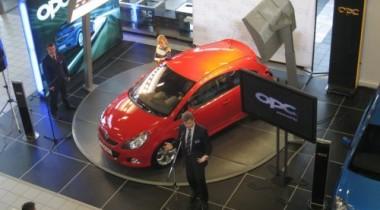 OPC. Новый бренд General Motors в России