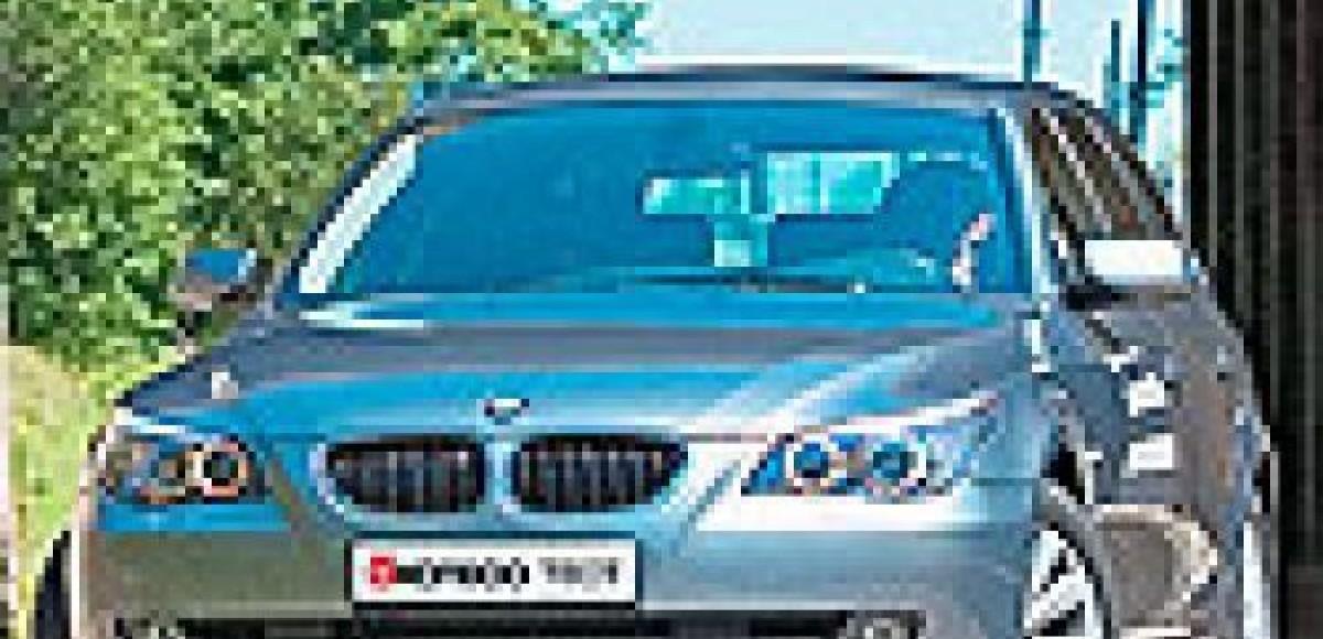BMW 530d. О женщинах, феях и подвеске