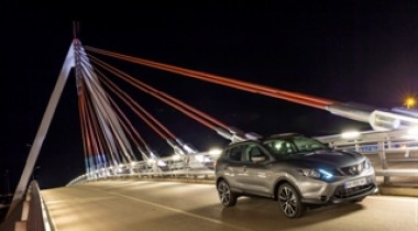 Nissan Qashqai нового поколения запущен в серию