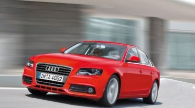 Российская премьера Audi A4