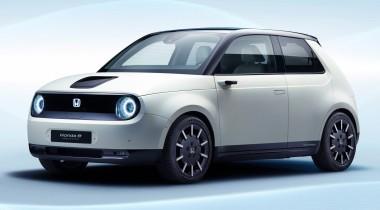 Honda e Prototype: 30 минут зарядки и 160 км хода «в кармане»